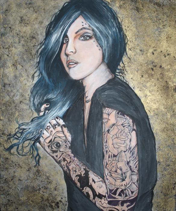 Kat Von D by Paige_M